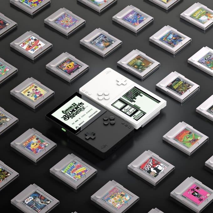 Analogue Pocket ゲームボーイシリーズ