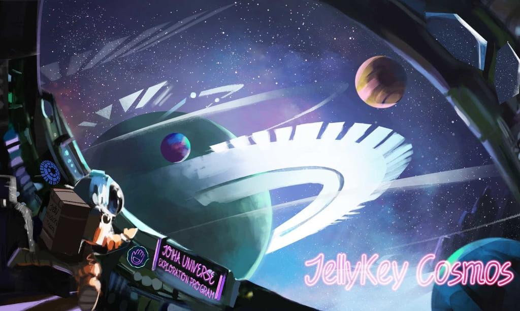 Jellykey Cosmo Keycap