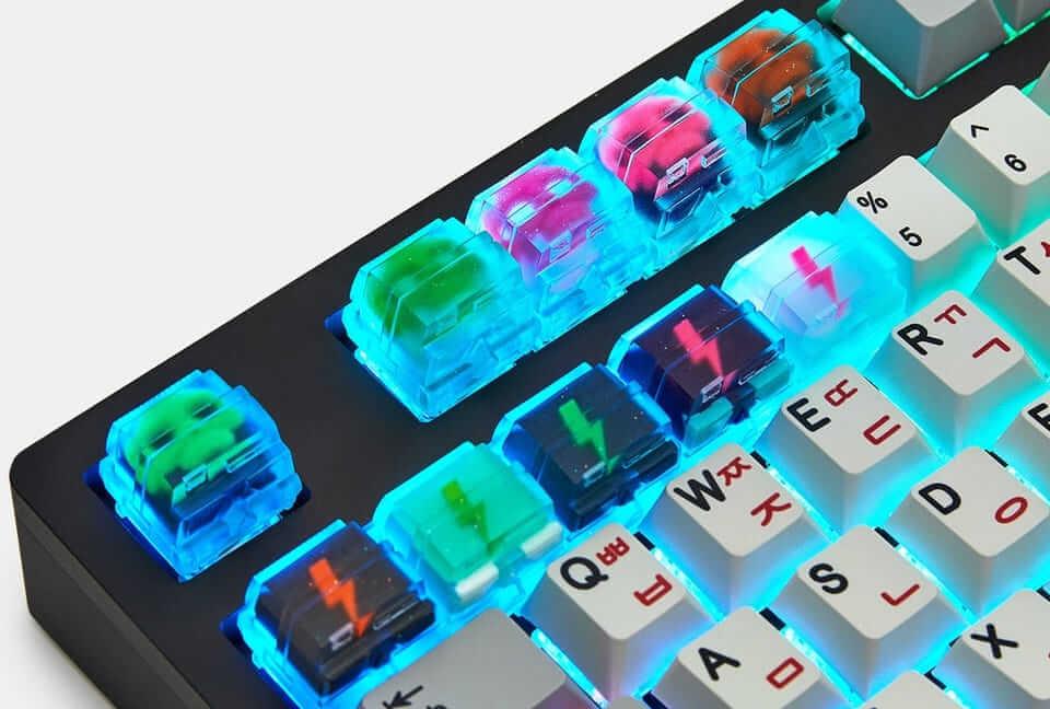 Skull Studio PC 286 Artisan Keycap