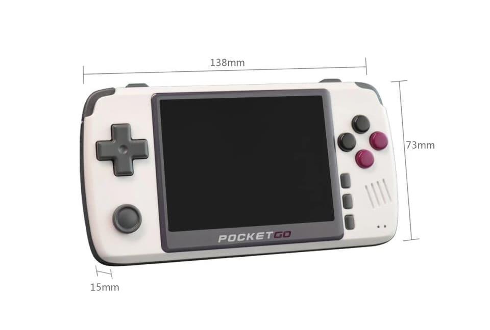 New PocketGo