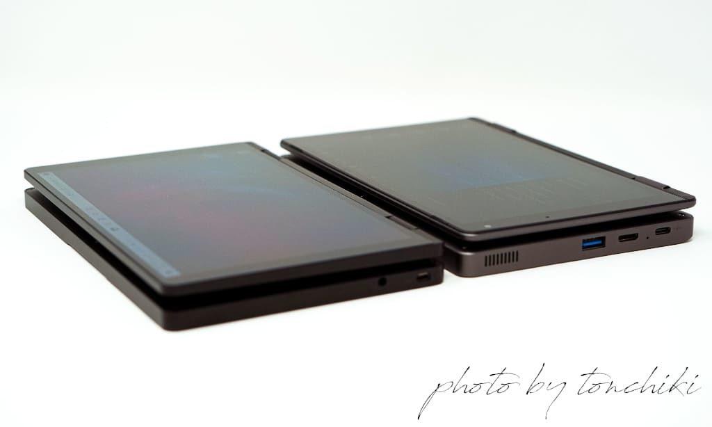 OneMix 3Pro vs CHUWI MiniBook