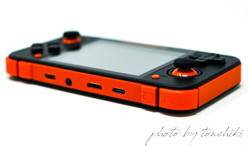 RG350 USB Type-C搭載