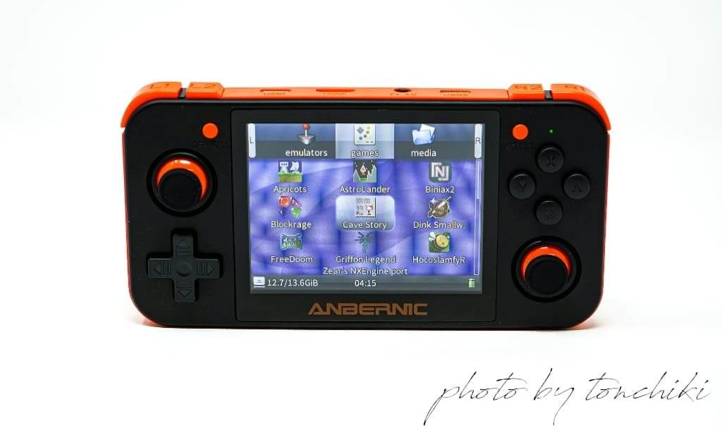 RG350 アプリ