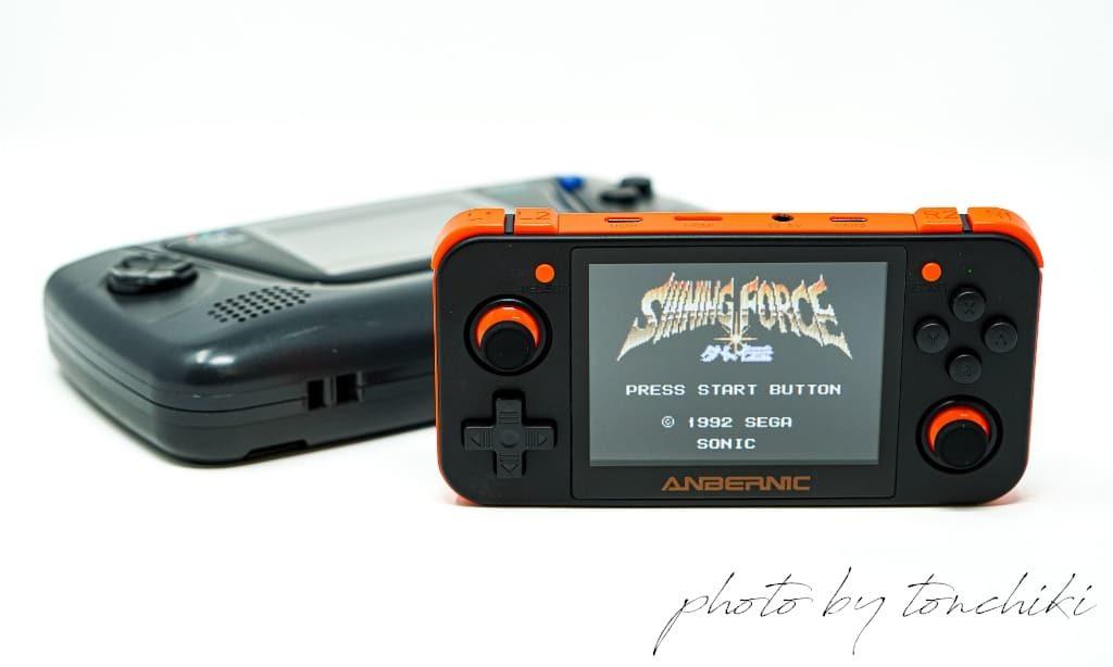 RG350 ゲームギア