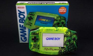 ゲームボーアドバンスの Fallout Pip-Boy エディション「Fallout Pip-Boy Advance Collector's Edition」が登場!