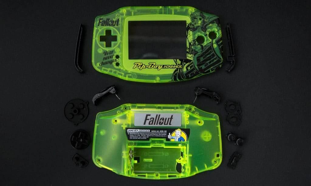 ゲームボーアドバンス Fallout Pip-Boy エディション