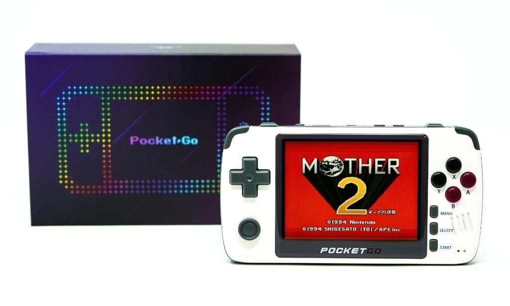New PocketGo 実機レビュー