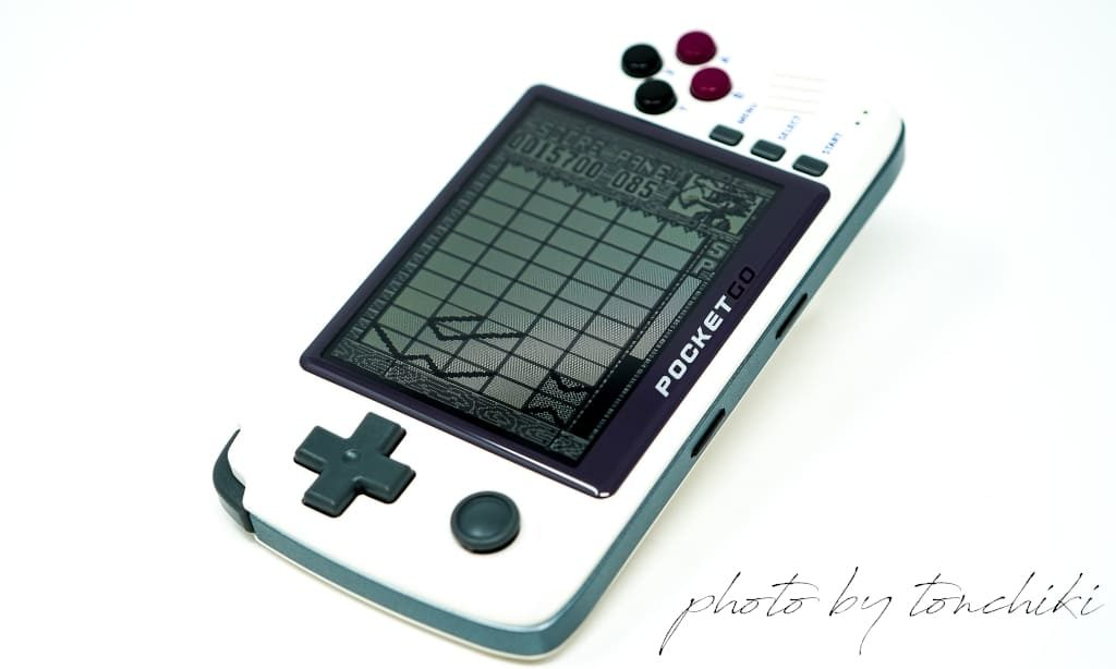New PocketGo ワンダースワン