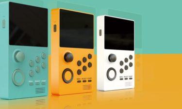Super Retro Game Handheld