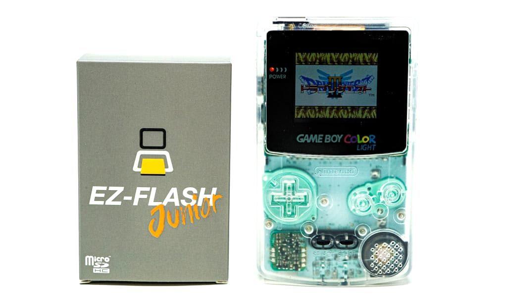 EZ-FLASH Junior レビュー