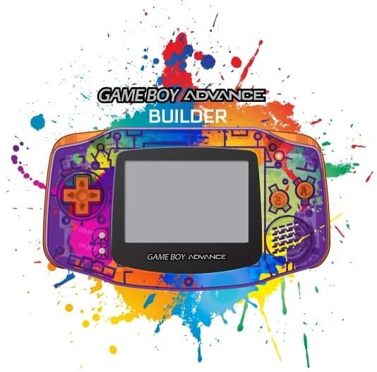 ゲームボーイアドバンス PVプリントサービス
