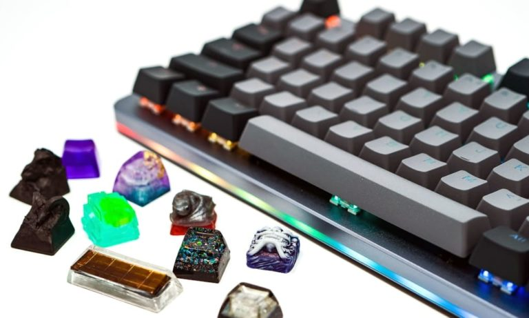 KeyForge Keycap レビュー