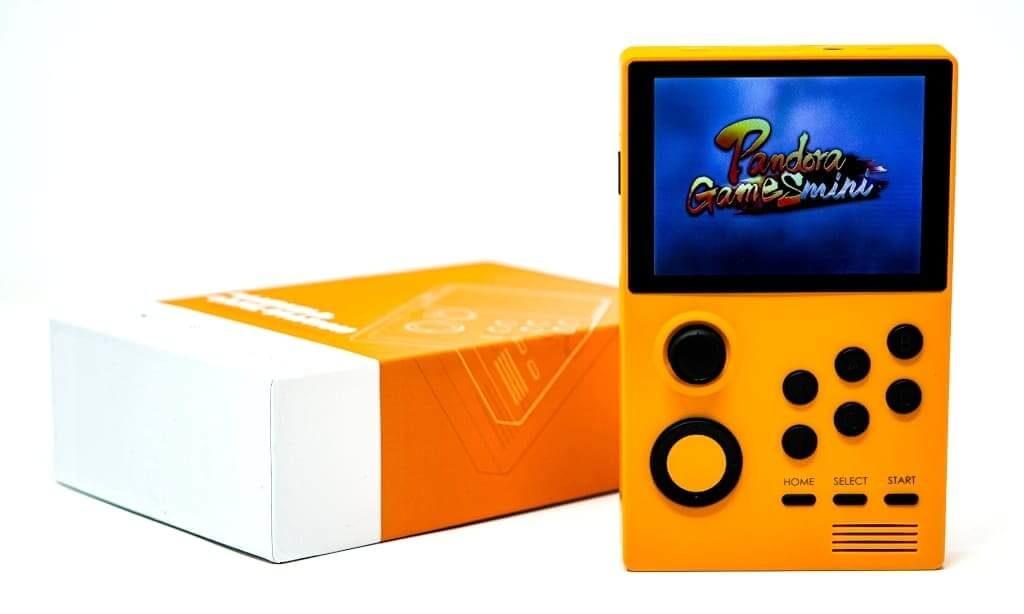 Super Retro Game Handheld 実機レビュー