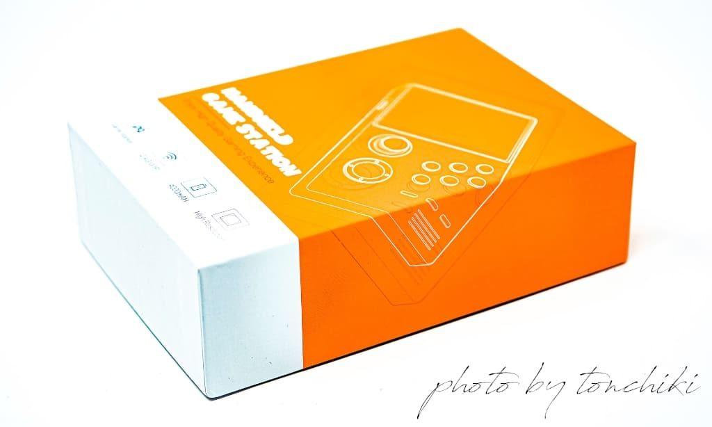 Super Retro Game Handheld パッケージ