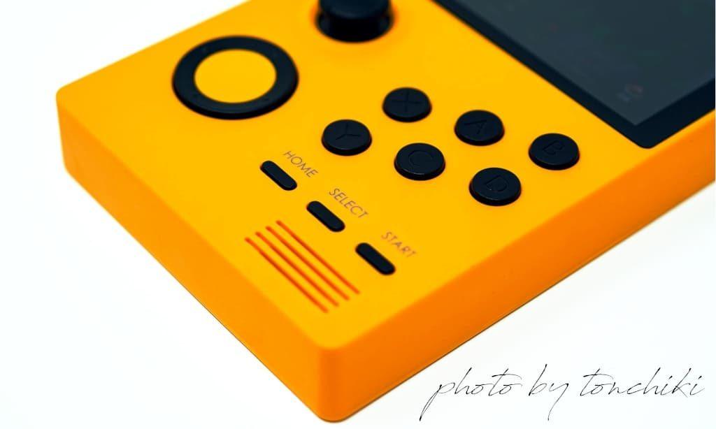 Super Retro Game Handheld 使用感