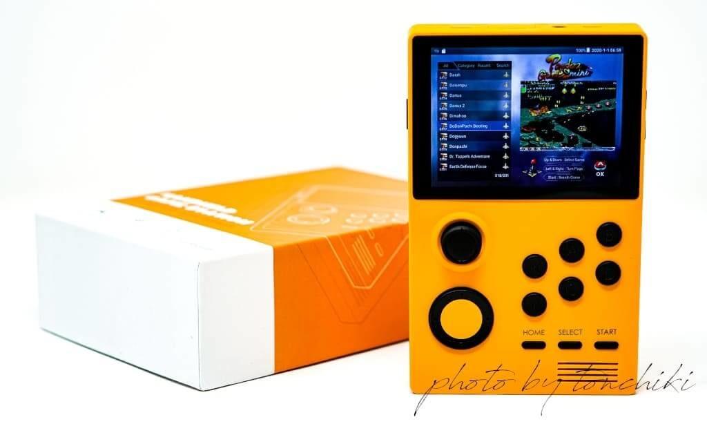 Super Retro Game Handheld パンドラボックス