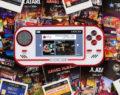 カートリッジで遊べる!携帯レトロゲーム機「EVERCADE」がいよいよ発売!初弾のゲームタイトルは 100本以上。