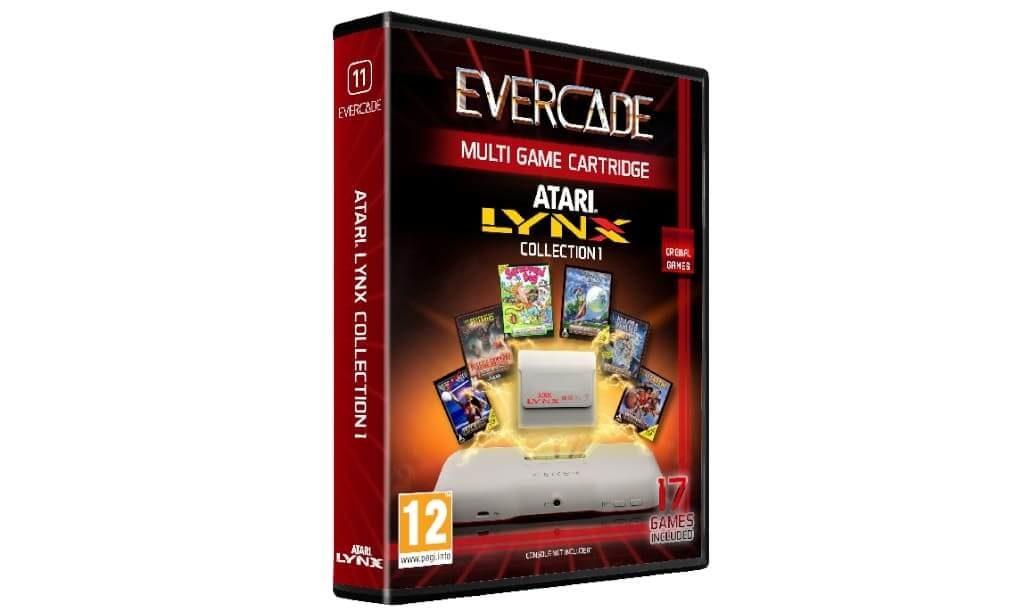 EVERCADE マルチゲームカートリッジ