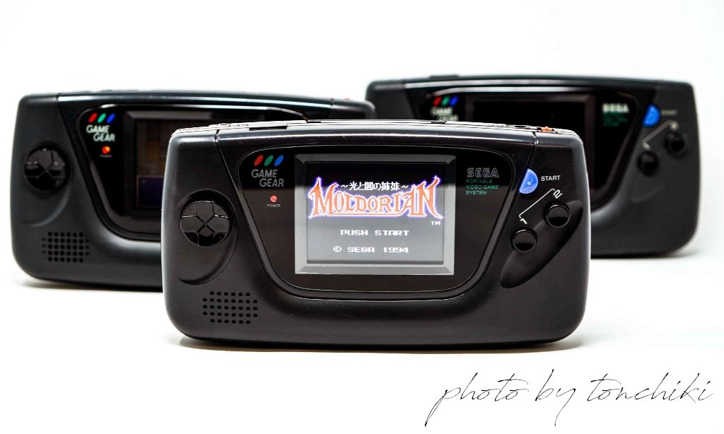 ゲームギア LCD / TFT液晶モデル