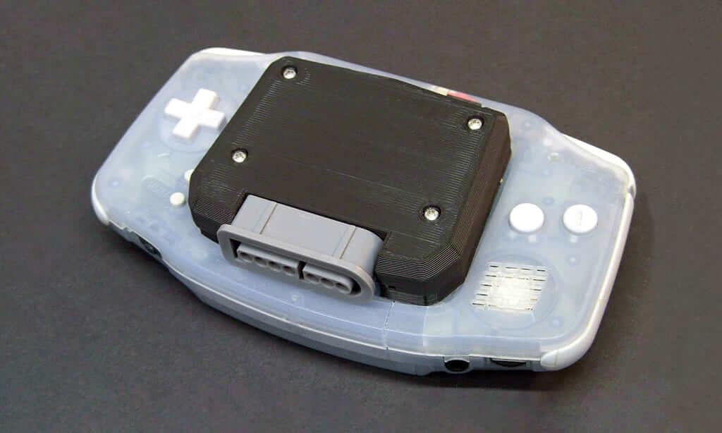 ゲームボーイアドバンス 据置型ゲーム機