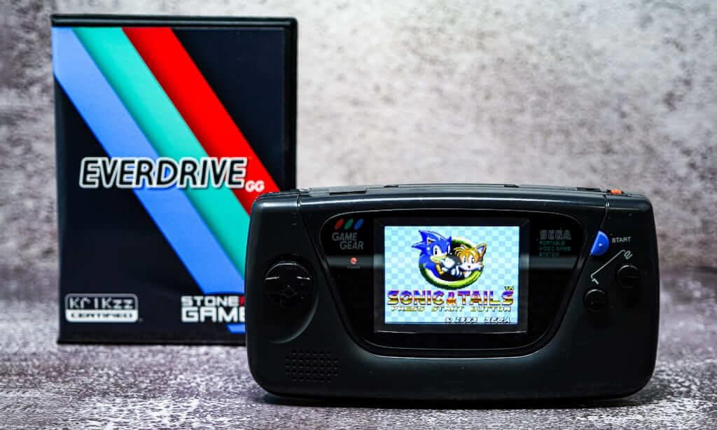 ゲームギア EverDrive-GG レビュー
