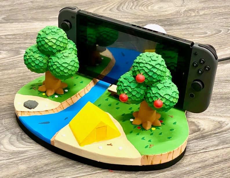 Nintendo Switchドック あつまれ どうぶつの森