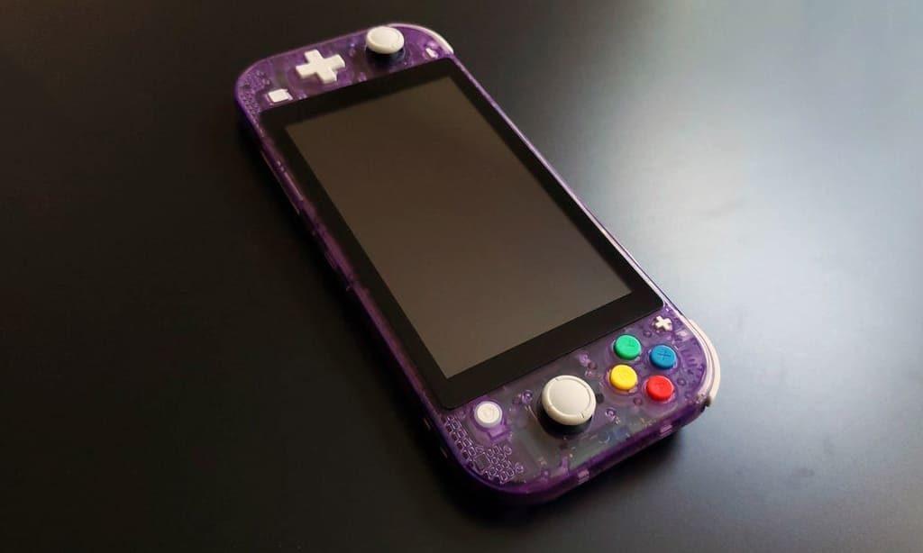 Nintendo Switch Lite 外装交換シェル