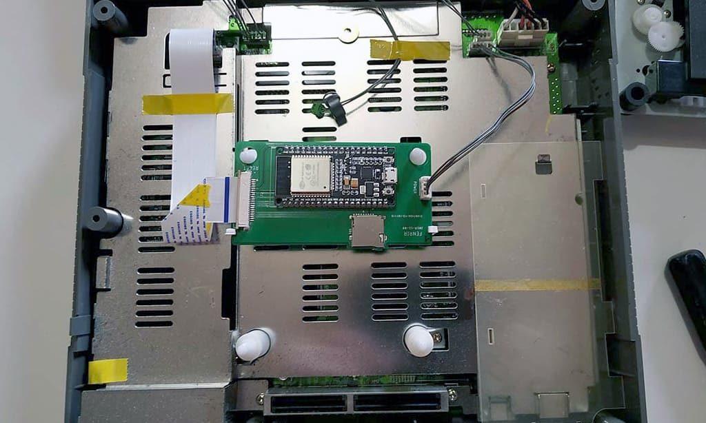 セガサターン 光学ドライブエミュレータ