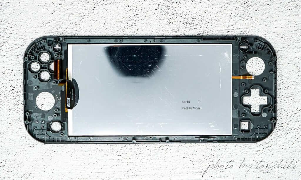 Nintendo Switch Lite 修理・分解
