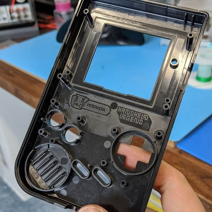 IPS液晶交換キット専用 外装シェル