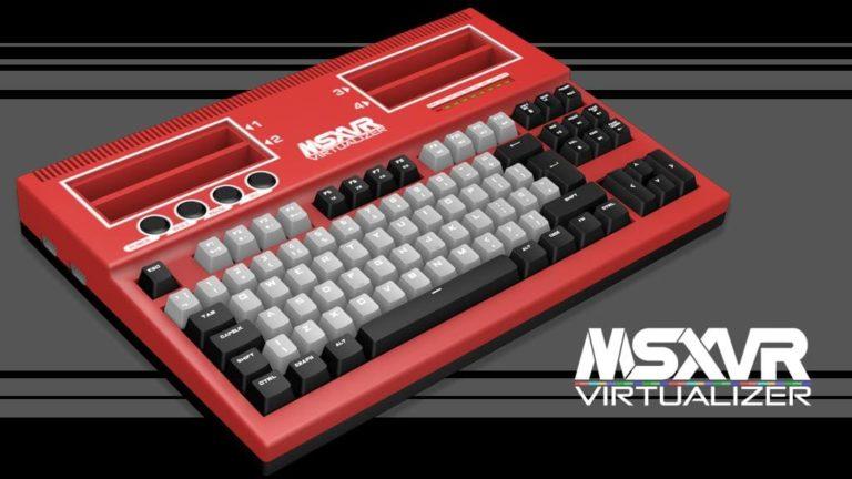 MSXVR