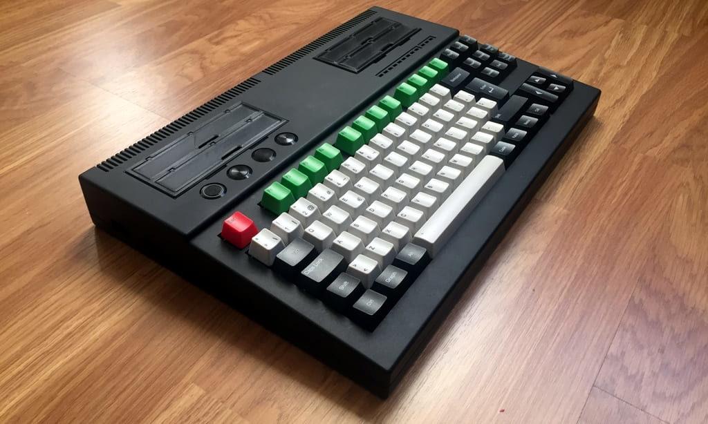 MSXVR キーボードカスタマイズ