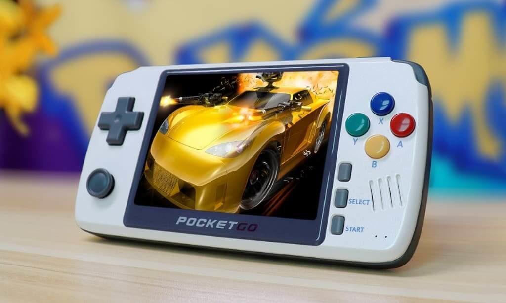 New PocketGo V2 が登場