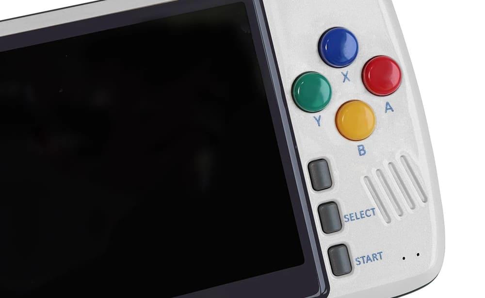 New PocketGo V2 SNESボタン・DMGボタン