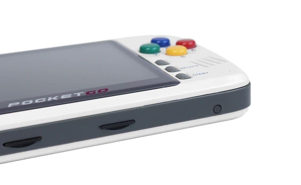 New PocketGo V2 リセットボタン追加