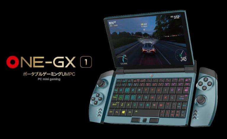 OneGX1 日本国内