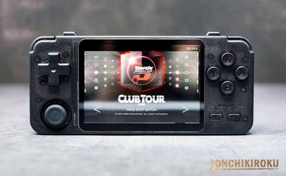 RK2020 PSPゲーム