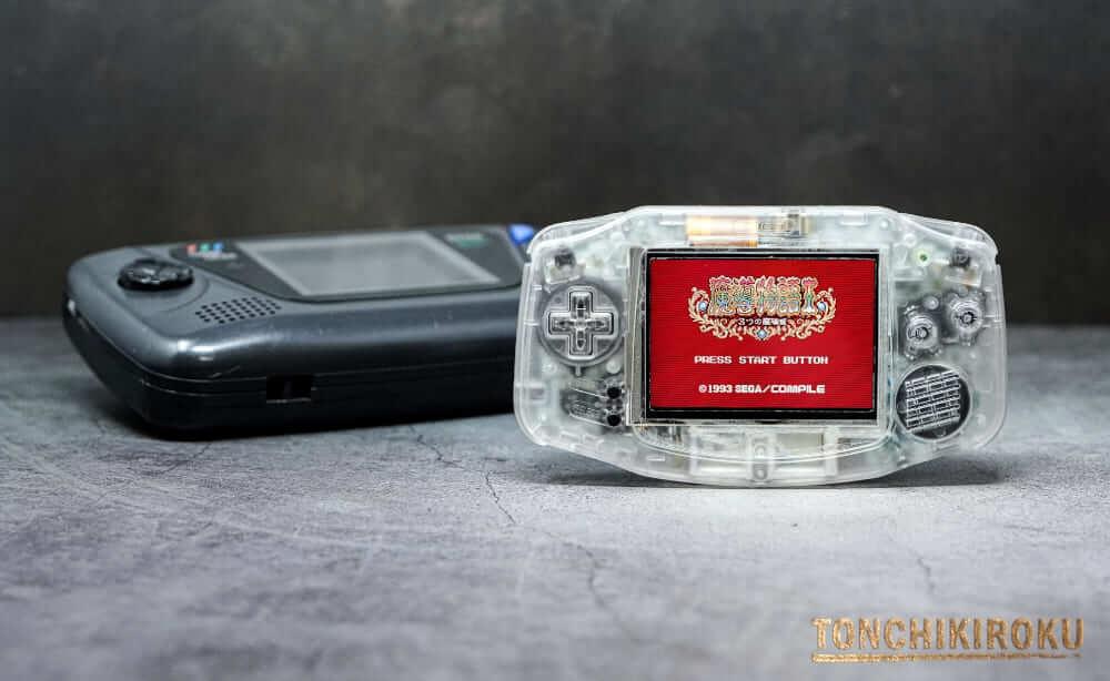 EverDrive GBA X5 mini ゲームギア・SMS