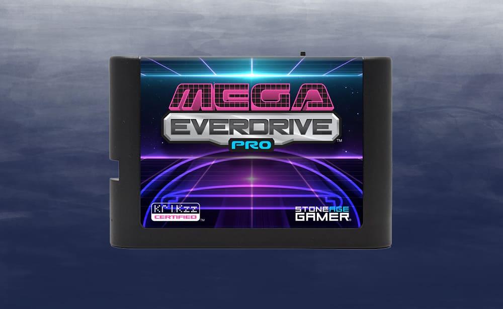 Mega EverDrive Pro ストアバージョン