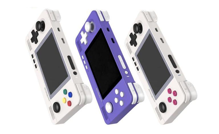中華ゲーム機「Retroid Pocket 2」