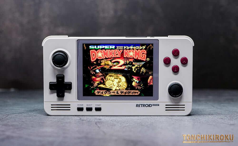 Retroid Pocket 2 スーパーファミコン