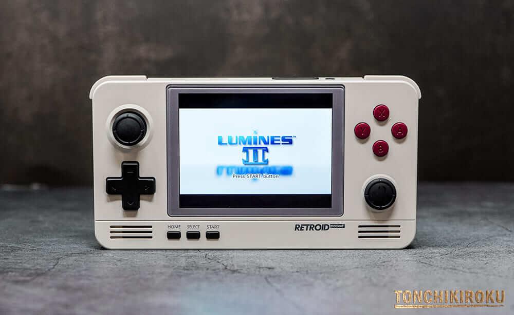Retroid Pocket 2 PSP