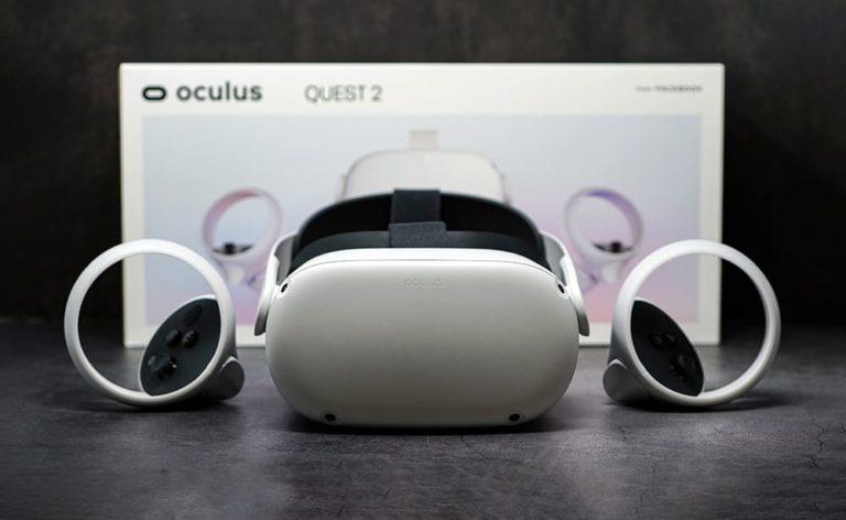 Oculus Quest 2 レビュー
