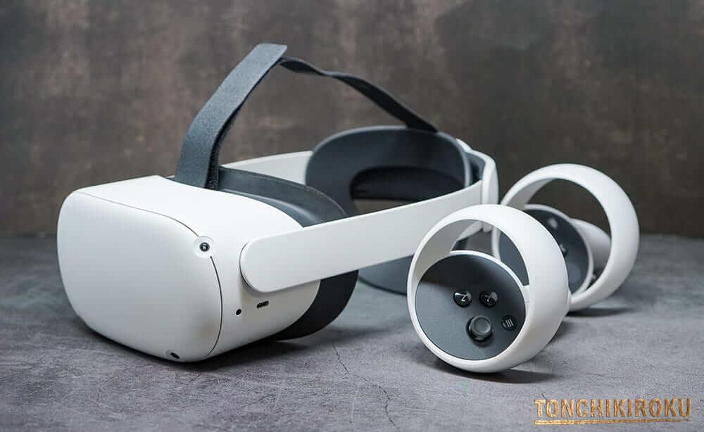 Oculus Quest 2 VR体験
