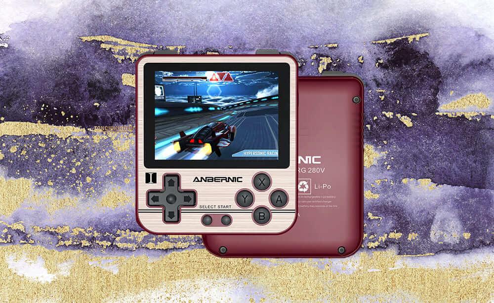中華ゲーム機「RG280V」発売