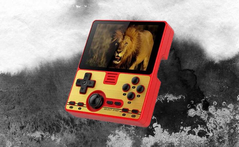 中華ゲーム機「Powkiddy RGB20」が登場