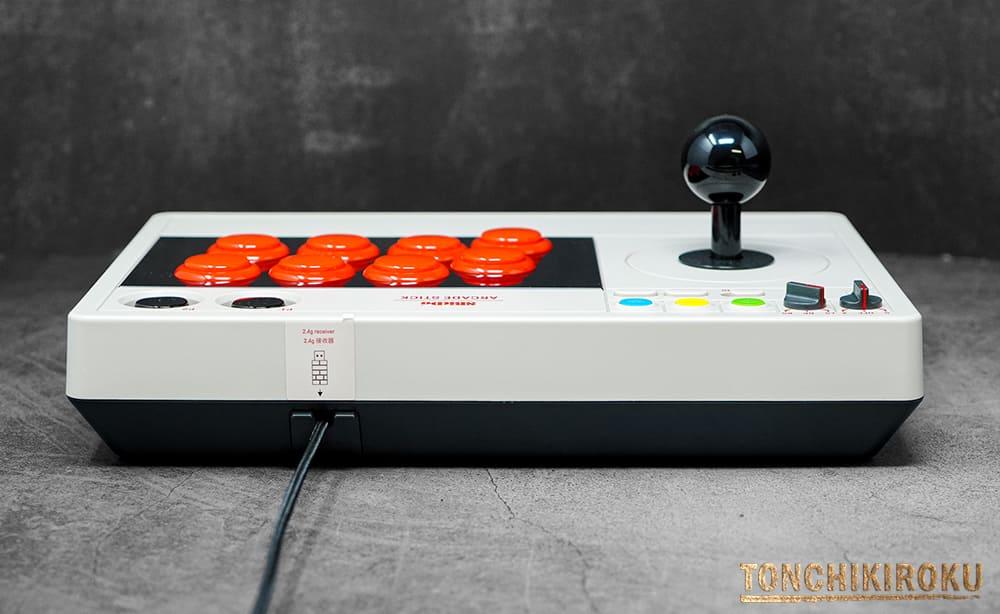 8BitDo Arcade Stick 有線/無線対応