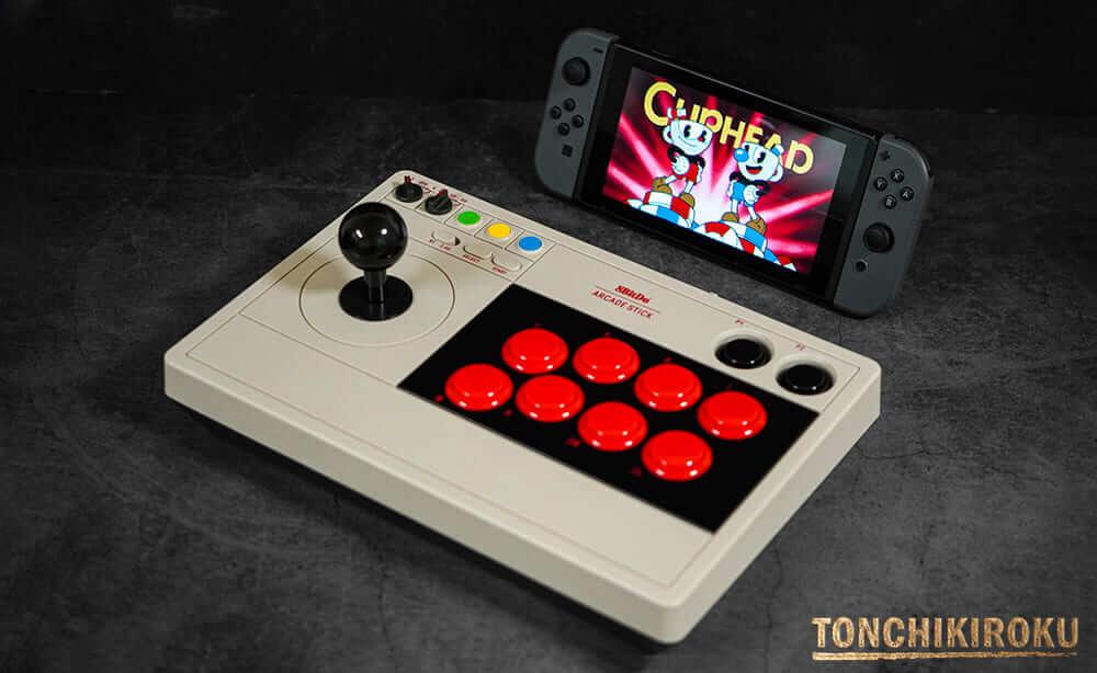 8BitDo Arcade Stick Nintendo Switchゲーム