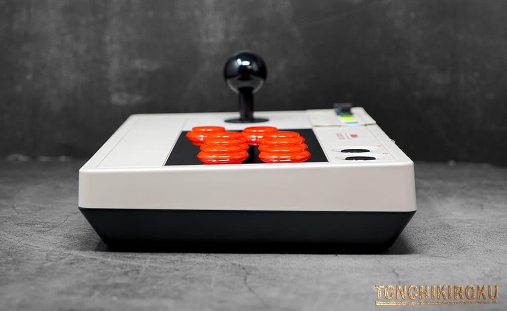 8BitDo Arcade Stick 大きさ・重量・対応デバイス