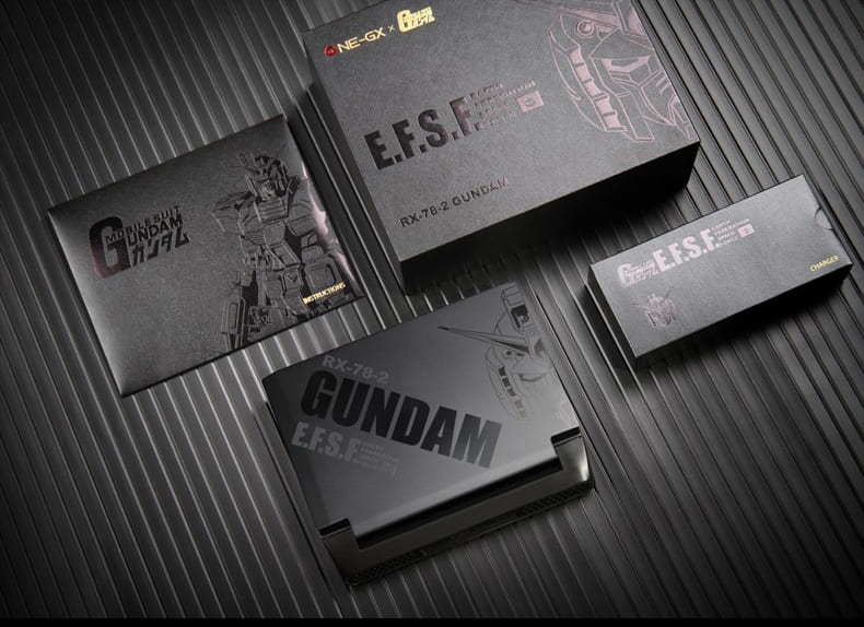 OneGX1 Pro Gundam Limited Edition